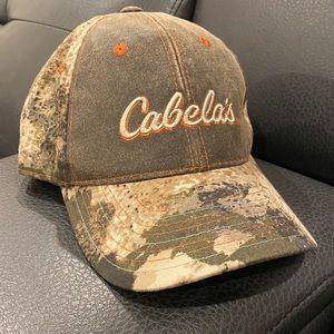 Brand New Cabela's Camo Hat